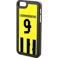 Robert Lewandowski Dortmund Iphone 4 Cover (yellow-black)
