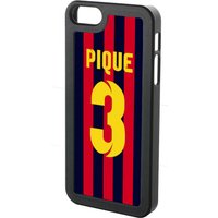Gerard Pique Iphone 5 Cover (red-blue-yellow)