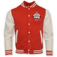 Athletic Bilbao College Baseball Jacket (red) - Kids