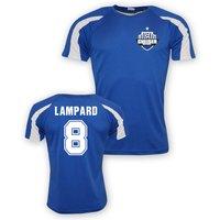 Frank Lampard Chelsea Sports Training Jersey (blue)