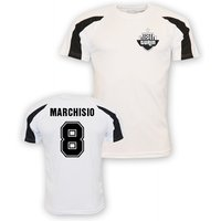 Claudio Marchisio Juventus Sports Training Jersey (white) - Kids