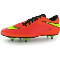 Nike Hypervenom Phade SG World Cup Mens Football Boots (Crimson-Volt)