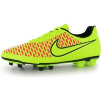 Nike Magista Ola FG World Cup Mens Football Boots (Volt-Gold)