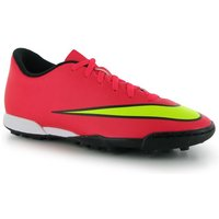 Nike Mercurial Vortex II World Cup Mens Astro Turf Trainers (Punch-Gold)