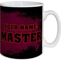 Personalised Master Mug