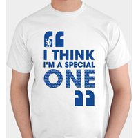 Personalised Chelsea Special One T-Shirt