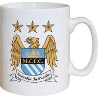 Personalised Manchester City Manager Mug