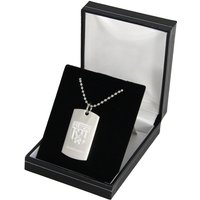 Personalised West Bromwich Albion Football Club Dog Tag Pendant