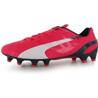 Puma Evospeed 1.3 Fg Mens Football Boots (plasma)
