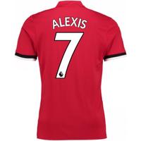 20Alexis 77-20Alexis 78 Man United Home Shirt (Alexis 7)