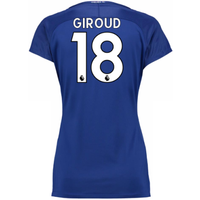 2017-18 Chelsea Womens Home Shirt (Giroud 18)