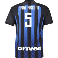 2018-19 Inter Milan Home Football Shirt (Gagliardini 5) - Kids
