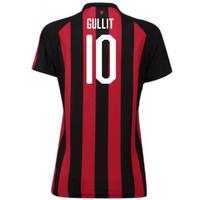 2018-2019 Ac Milan Puma Home Womens Shirt (gullit 10)