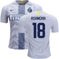 2018-2019 Inter Milan Third Nike Football Shirt (Asamoah 18)