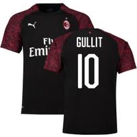 2018-19 Ac Milan Third Shirt (gullit 10)