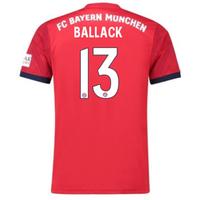 2018-2019 Bayern Munich Adidas Home Football Shirt (Ballack 13)