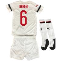 2018-2019 Ac Milan Puma Away Mini Kit (baresi 6)