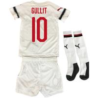 2018-2019 Ac Milan Puma Away Mini Kit (gullit 10)