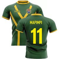 2020-2021 South Africa Springboks Flag Concept Rugby Shirt (Mapimpi 11)
