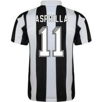 1996-97 Newcastle Home Shirt (Asprilla 11)