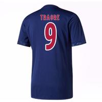2017-18 Ajax Adidas Away Shirt (Kids) (Traore 9)
