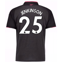 2017-18 Arsenal Third Shirt (Jenkinson 25)