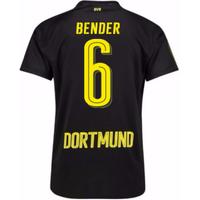 2017-18 Borussia Dortmund Away Shirt (Bender 6)
