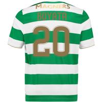 2017-18 Celtic Home Shirt (Boyata 20)