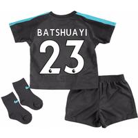 2017-18 Chelsea Third Baby Kit (Batshuayi 23)