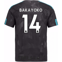2017-18 Chelsea Third Shirt (Bakayoko 14) - Kids