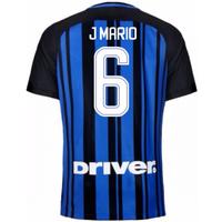 2017-18 Inter Milan Home Shirt - Kids (J Mario 6)