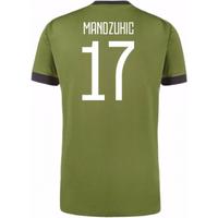 2017-18 Juventus Third Shirt (Mandzukic 17)