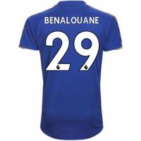 2017-18 Leicester City Home Shirt (Benalouane 29)
