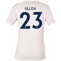 2017-18 Leicester City Third Shirt (Ulloa 23) - Kids