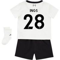 2017-18 Liverpool Away Baby Kit (Ings 28)
