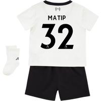 2017-18 Liverpool Away Baby Kit (Matip 32)