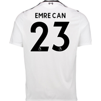 2017-18 Liverpool Away Shirt (Emre Can 23) - Kids