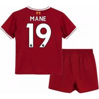 2017-18 Liverpool Home Baby Kit (Mane 19)