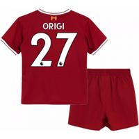 2017-18 Liverpool Home Baby Kit (Origi 27)