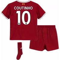 2017-18 Liverpool Home Mini Kit (Coutinho 10)