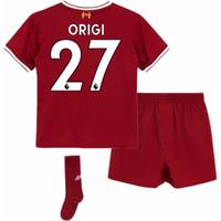 2017-18 Liverpool Home Mini Kit (Origi 27)