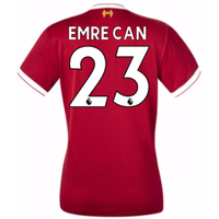 2017-18 Liverpool Womens Home Shirt (Emre Can 23)