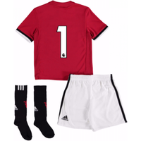 2017-18 Man United Home Mini Kit (1)