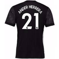 2017-18 Man Utd Away Shirt (Kids) (Ander Herrera 21)