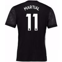 Image of 2017-18 Man Utd Away Shirt (Kids) (Martial 11)