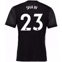 2017-18 Man Utd Away Shirt (Kids) (Shaw 23)
