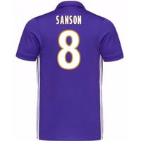 2017-18 Marseille Third Shirt - Kids (Sanson 8)