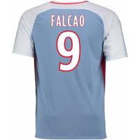 2017-18 Monaco Away Shirt (Falcao 9)