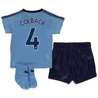 2017-18 Newcastle Away Baby Kit (Colback 4)