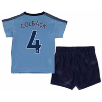 2017-18 Newcastle Away Mini Kit (Colback 4)